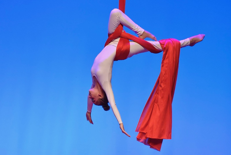 Aerial Dance 2