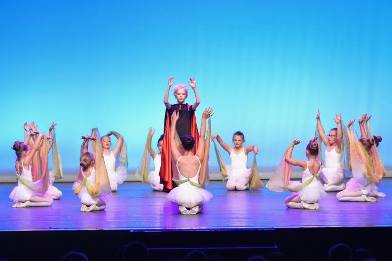 Kiddy Ballett 2/1