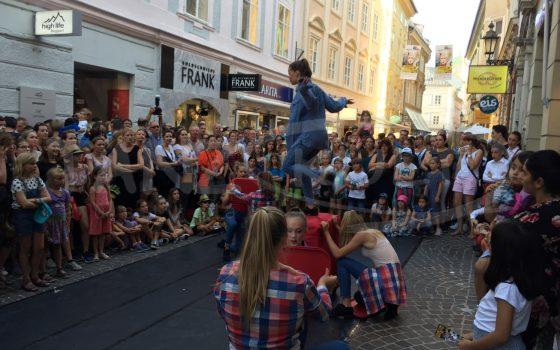 Tanzkult live am Altstadtzauber!
